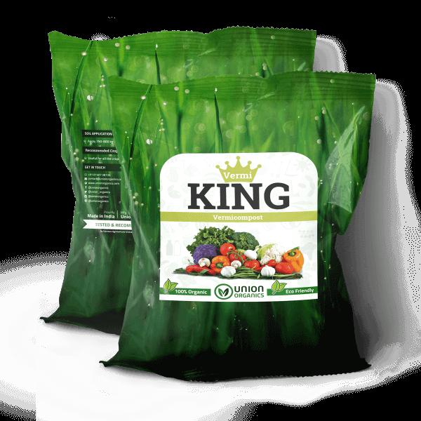 Vermi King - Vermi Compost