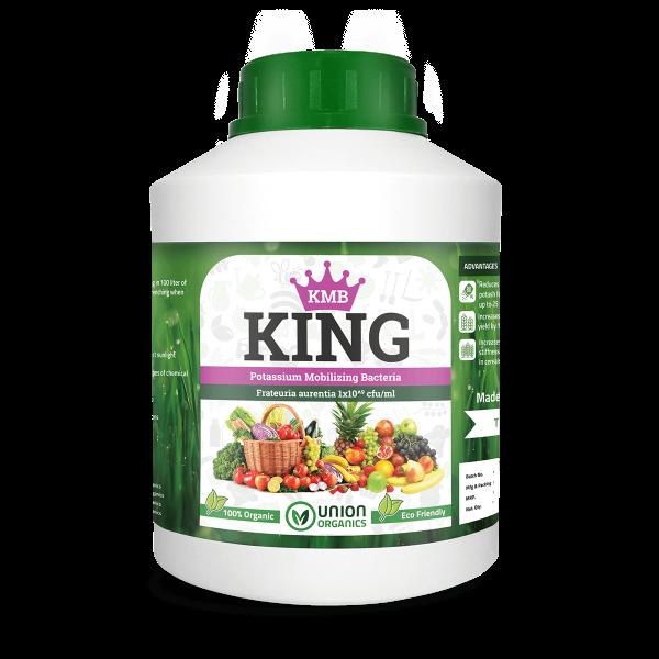 Kmb King - Potassium Mobilizing Bacteria