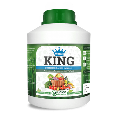 Monas King - Biological Disease Inhibitor