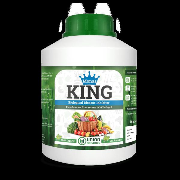 Monas King - Biological Disease Inhibitor