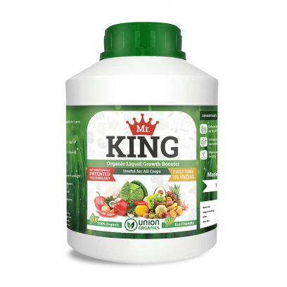 Mr. King - Organic Liquid Growth Booster